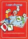 I Can Rhyme: Games to Support the Teaching of Phonological Awareness by Jan Thorne (Paperback, 1999)