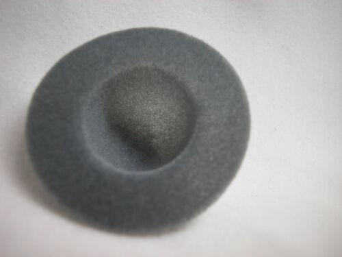 Heidi Ott Dollhouse Miniature Woman/'s Lady/'s  Hat  1:12 Scale #XZ785-3 Gray