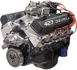 427 555hp CHEVY BIGBLOCK CRATE ENGINE FOR MUSCLE CARS  ONE LAST ONE