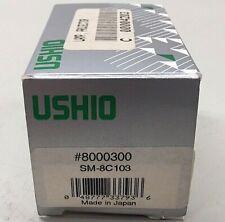 Ushio Sm 8c103 Halogen Lamp Bulb 6v 15w