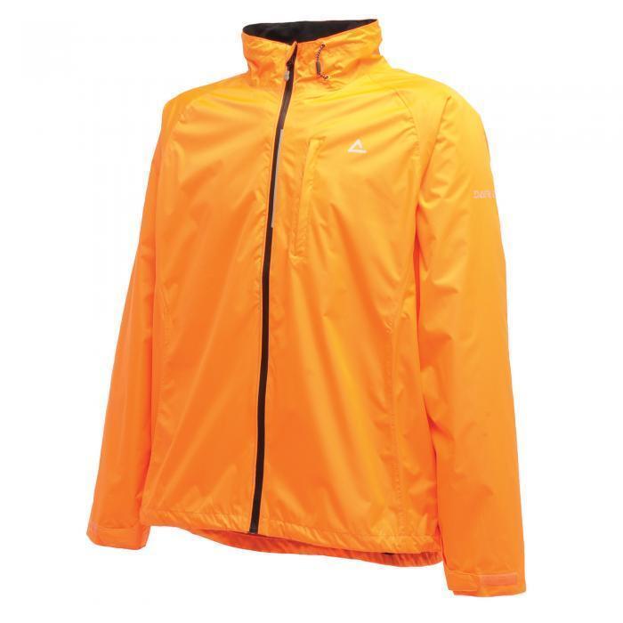 DARE 2B hommes lumineux CYCLISME   Veste extérieur - Fluo Orange