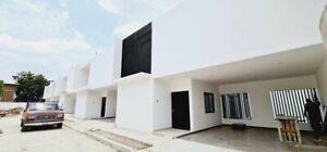 En venta casa dentro de la Privada Residencial Valentina de 5 casas