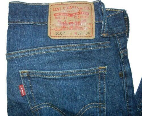 Levis 510 W32 | Levis 510 Skinny Fit 32 W x 34 L |