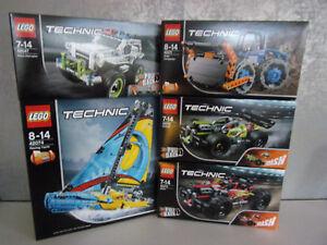 Lego Technic verschiedene Set's zum aussuchen - Neu & OVP