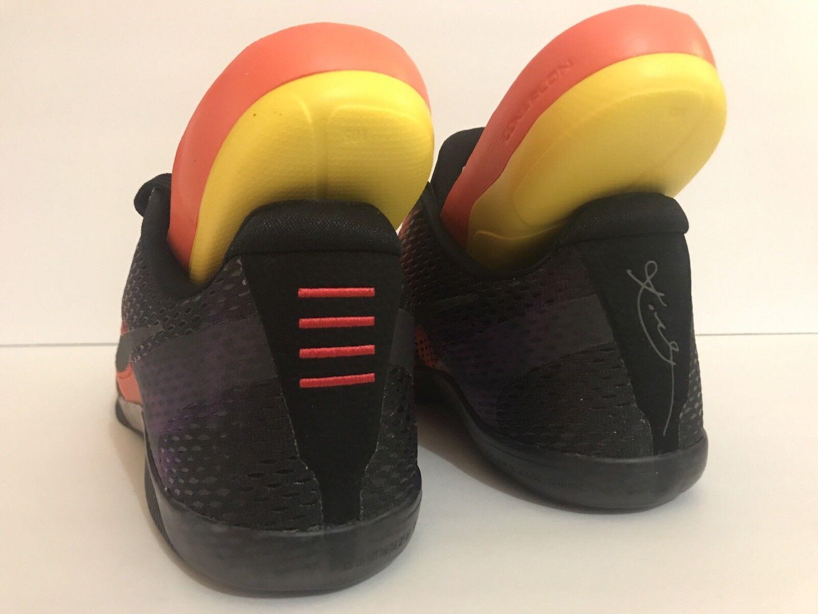 Nike 836183-805 kobe xi asteroiden sonnenuntergang 836183-805 Nike sz 10,5 0acdb3