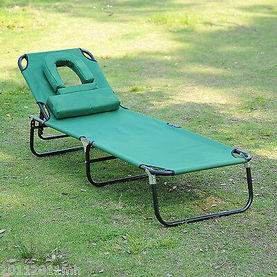 Portable Folding Lounge Chair
