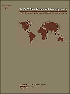 Trade Policy Issues and Developments by Anvania, Shailendra J. -ExLibrary