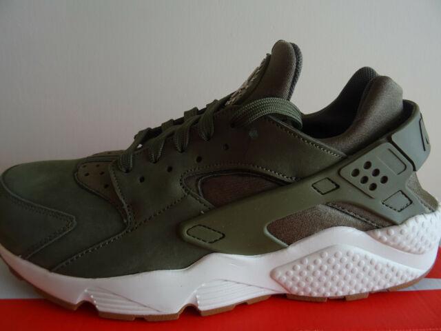 Nike Air Huarache Herren Turnschuhe Sneakers 318429 201 UK 8.5 EU 43 US 9.5 NEU + Box