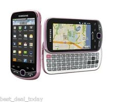 Samsung Intercept M910 - Pink (Sprint)r Smartphone Cell Phone Android Google
