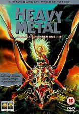 HEAVY METAL Richard Romanus, John Candy, Joe Flaherty NEW & SEALED UK R2 DVD