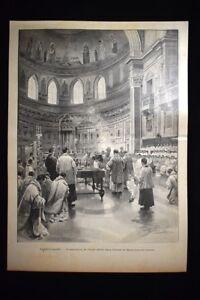 Sabato-Santo-Consacrazione-olio-santo-San-Giovanni-Laterano-Incisione-del-1894