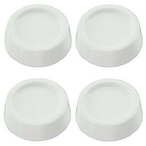 PACK-OF-4-ANTI-VIBRATION-RUBBER-FEET-CUPS-PADS-TUMBLE-DRYER-WASHER-DRYER-35341