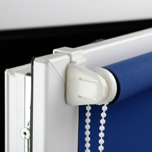 6 Rollos Rollo 60 x x x 150 Verdunklungsrollo ThermGoldllo Klemmfix  blau | Qualität und Verbraucher an erster Stelle  e22d0b