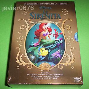 LA-SIRENITA-DISNEY-TRILOGIA-EN-DVD-PACK-NUEVO-Y-PRECINTADO