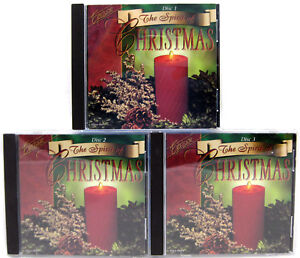 Excelsior-The-Spirit-of-Christmas-3-CD-Starline-Orch-amp-Singers-45-Tracks