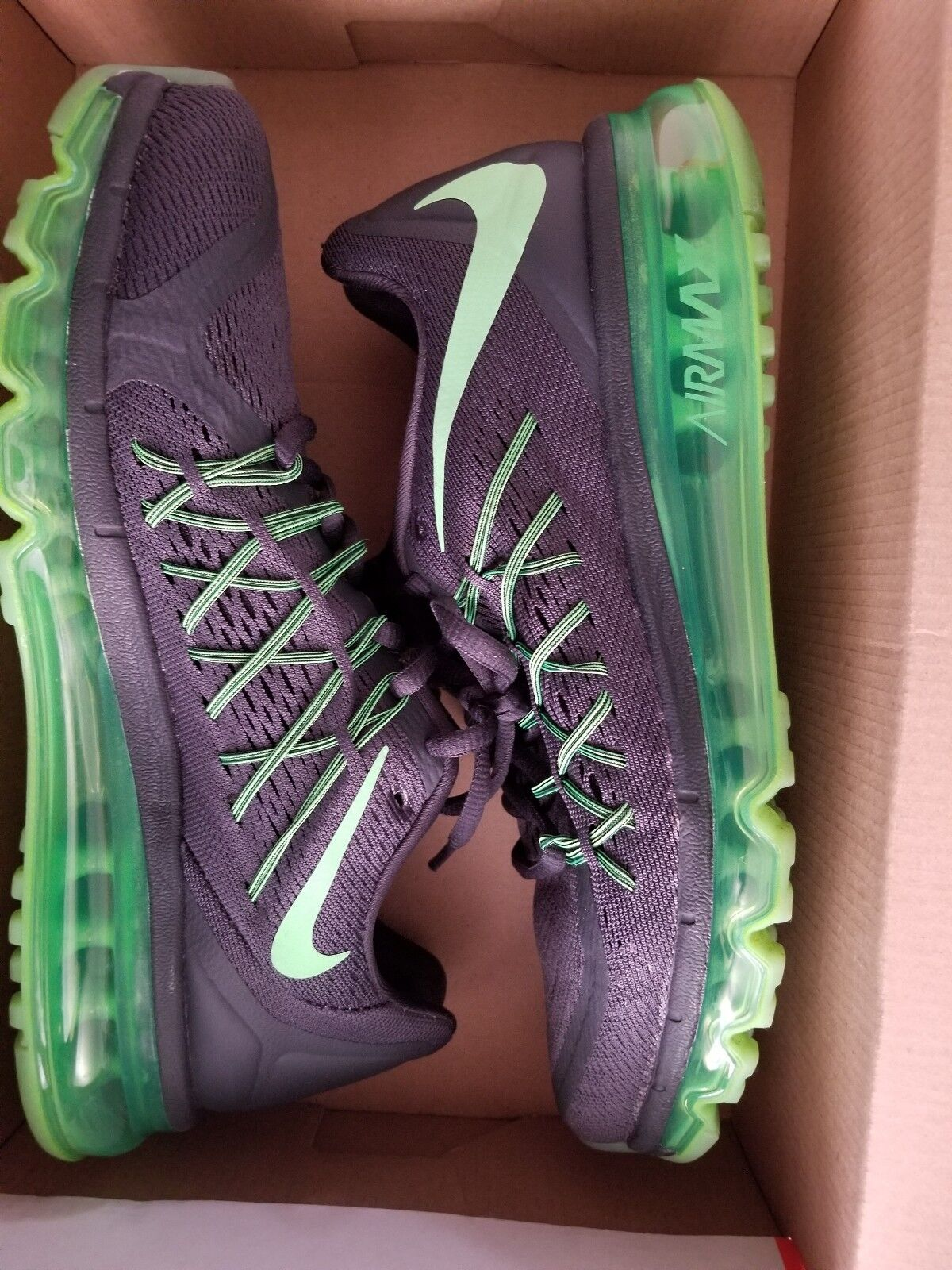 The most popular shoes for men and women Nike Air Max 2018 Mens Running Shoes 698902-013 Price reduction