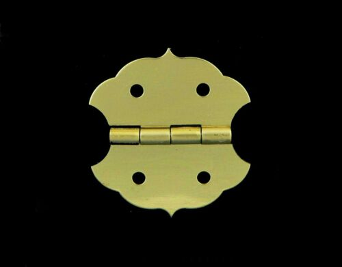 """L228 Brass Plate  Decorative Butterfly hinge 10 pcs. /""""FREE SHIPPING/"""""""