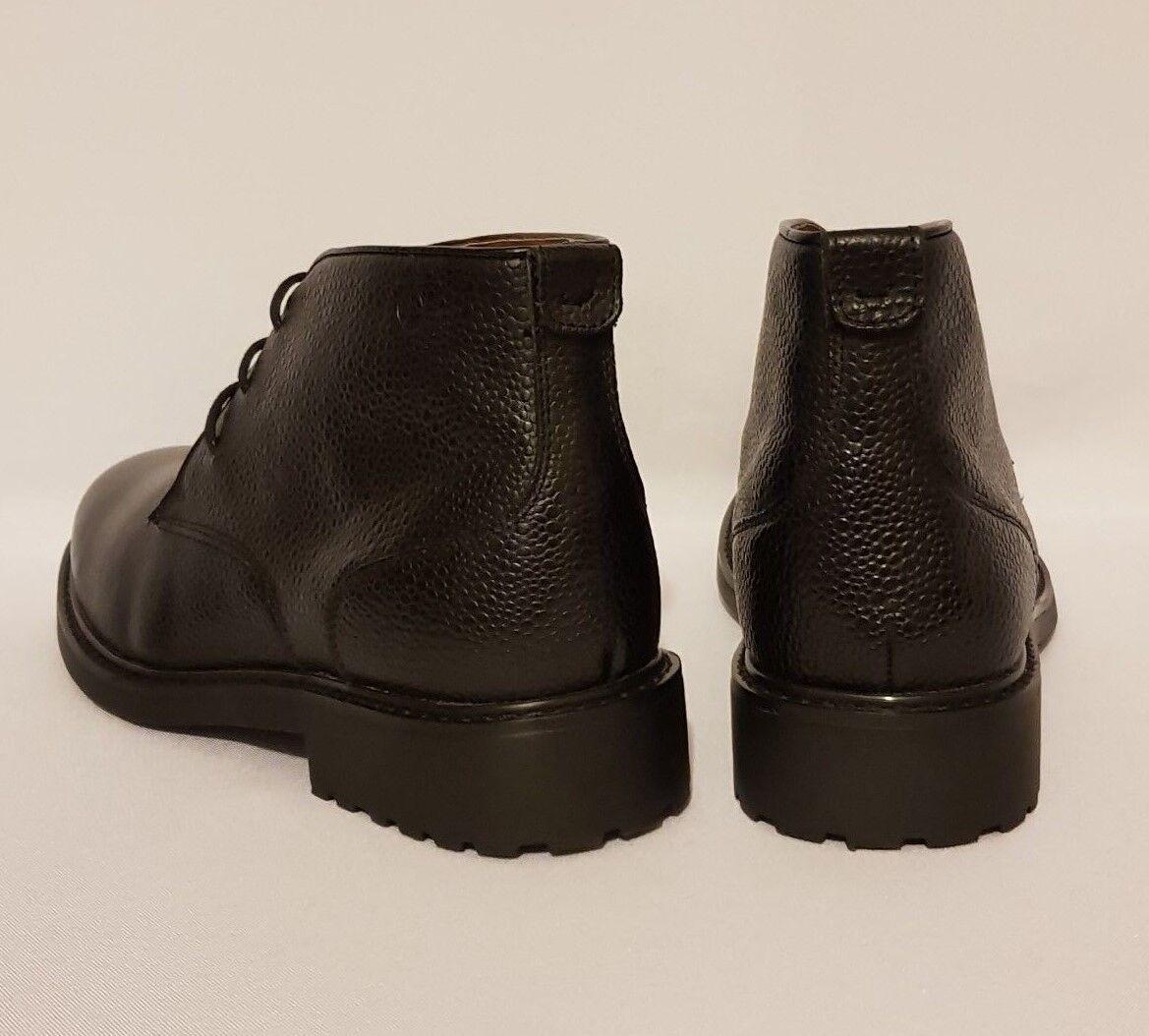 NEW PETER WERTH OLDMAN CHKKA CHKKA CHKKA CHELSEA Stiefel   BLACK BROWN GENUINE LEATHER 8552c8