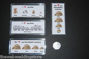 I love my pets- vaches- chiens- chats- chevaux- des moutons- votre animal de compagnie Aimant frigo spécial-afficher le titre d`origine SNnipYlQ-07220113-211099414