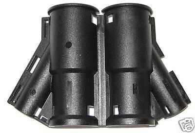 Superseal Adapter Wellschlauch NW4,5 Kabelschutzrohr Wellrohr Leerrohr