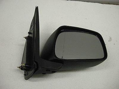 RHD Door//Wing Mirror Black Manual L//H N//S For Nissan Navara D40 2.5TD 05/>On