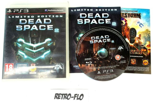 Dead Space 2 - Limited Edition - Jeu Sony Playstation PS3 - Complet