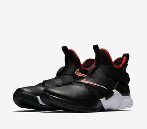 best loved e7f96 4bc98 Image is loading SALE-Nike-Men-039-s-LeBron-Soldier-12-