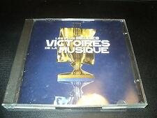 """COFFRET 2 CD """"LES PLUS BELLES VICTOIRES DE LA MUSIQUE"""""""