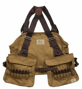 Avery Outdoors Heritage Strap Vest Men S Tan One Size