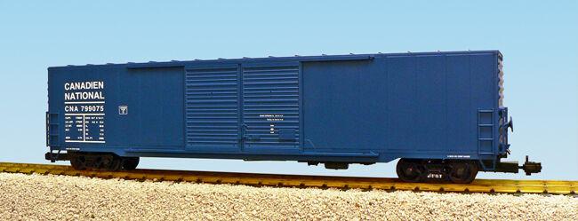 USA Trains G Escala 60 ft Doble Puerta coche de caja R19416B nacional canadiense