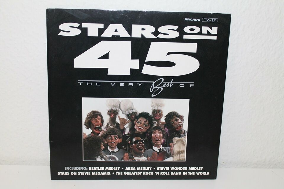 LP, Stars on 45, The Very Best of