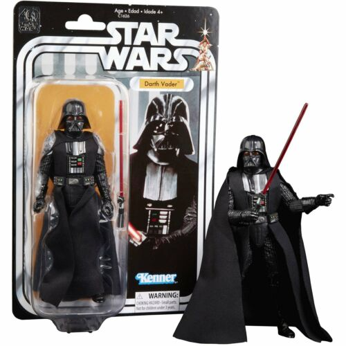 Star Wars The Black Series 40th Anniversary Darth Vader 6 Inch Figure