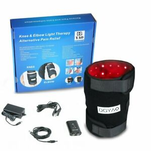 DGYAO-LED-Red-Light-Infrared-Light-Therapy-Elbow-Knee-Brace-Pain-Relief-Mom-Gift