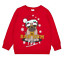 Kids-Boys-Girls-Christmas-Xmas-Novelty-Sweatshirt-Jumper-2-12-Years thumbnail 15
