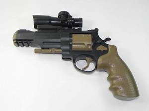 REVOLVER  DE BOLAS DE GEL M500 INOFENSIVO
