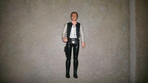 Vintage Star Wars Han Solo Small Head