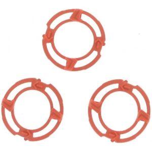 Anneau-de-Verrouillage-Retaining-Plate-Support-Orange-pour-Philips-Rasage