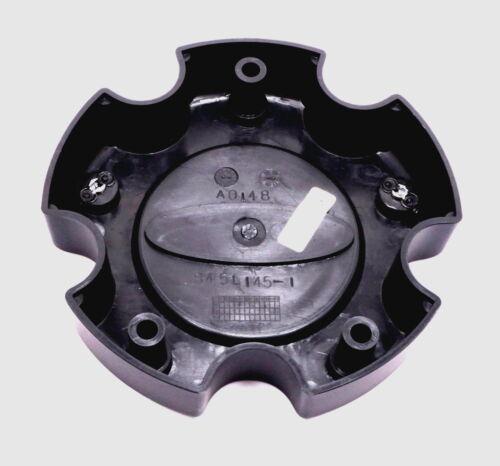 Moto Metal Matte Black Wheel Center Hub Cap 5 Lug 5x5.5