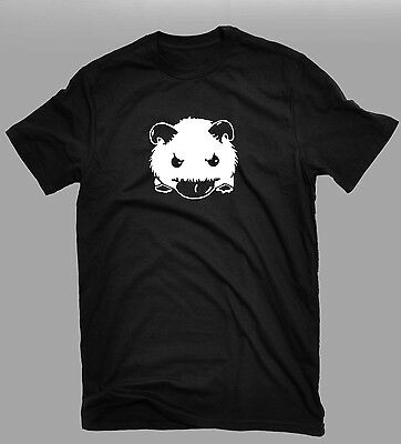 "League of Legends ""Poro"" Themed T shirt + free sticker"