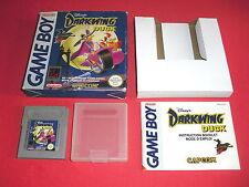 Game Boy Darkwing Duck [PAL-FAH] Nintendo Super *JRF*