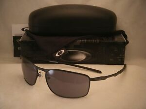 bbe9fb7e33 Oakley Conductor 8 Matte Black w Grey Lens NEW Sunglasses (oo4107-01 ...