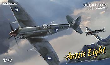 Eduard 1 72 Aussie Eight Spitfire Mk.VIII Dual Combo K2119