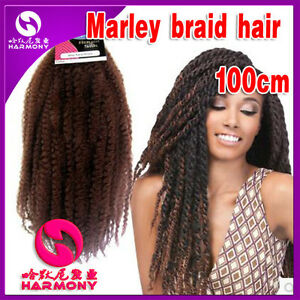 Femi Collection Marley Braid Kanekalon Kinky Synthetic