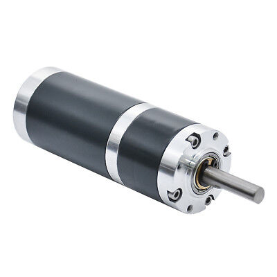 TGX50 Diameter 50mm 12V 24V 4~285rpm DC Planet Geared Planetary Gear Motor DIY