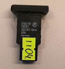 4D0927134A Original Audi A8 4D BJ02 quattro ESP Schalter 4D0 927 134A