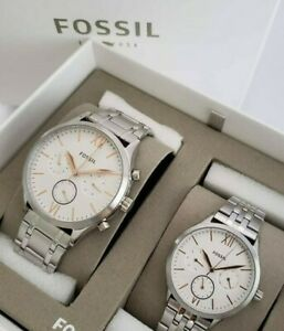 FOSSIL-COUPLE-WATCH