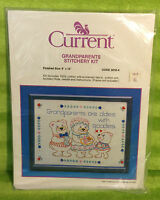 3018-4 Current Grandparents Stitchery Kit Grandparents Are Oldies With Goodies