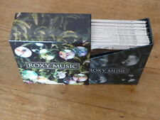 Roxy Music: 10 CD Country Life [1st Issue] Promo Box Japan Mini-LP (eno brian AM