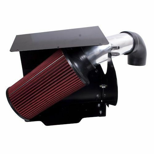 Jeep Wrangler Yj 4.0L 91-95 Air Intake Kit Polished  X 17750.04