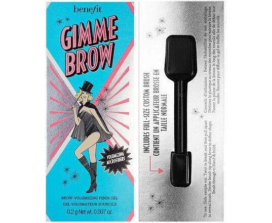 Benefit Cosmetics Gimme Brow Volumizing Fibre GEL - Sample 0ml Shade 3 for sale online | eBay